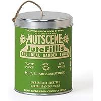 NUTSCENE(ナッツシーン) Nutscene 缶入り麻ひも Black 150m TIN250B