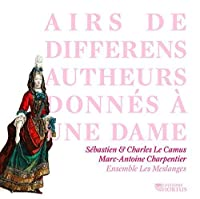 Camus: Airs of Various Authors Offered to a Lady by Camus (2012-11-13)