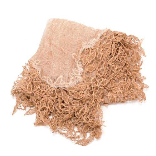 (ファリエロサルティ) Faliero Sarti ストール 2098 Maeba 31754/beige pink [並行輸入品]