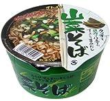イトメン カップ山菜そば 80g×12個