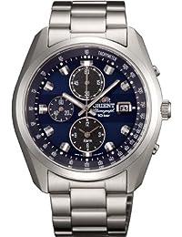 [オリエント]ORIENT 腕時計 スポーティー NEO70's ネオセブンティーズ Horizon ホライズン ソーラー クロノグラフ WV0011TY メンズ