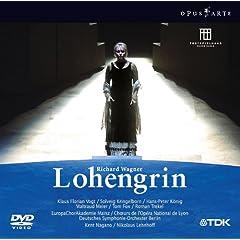 歌劇《ローエングリン》 ケント・ナガノ指揮/バーデン・バーデン祝祭劇場の商品写真