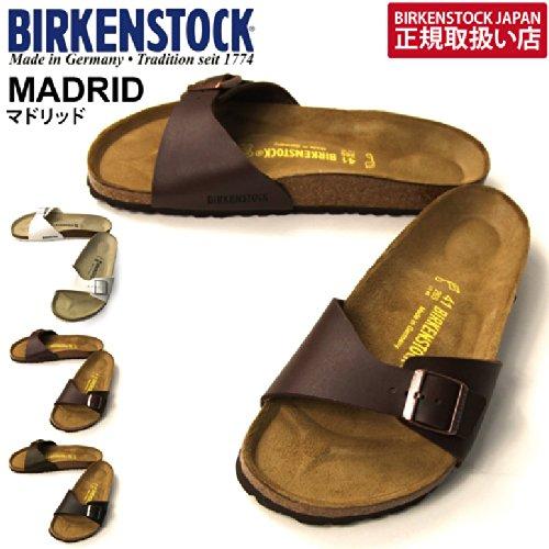 (ビルケンシュトック) BIRKENSTOCK マドリッド 39(25-25.5) 040731_White BS-MADRID