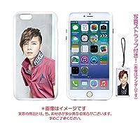 チャングンソク JANGKEONSUK Apple iPhone6 iPhone 6 専用 シリコンケース ジェリーケース 写真ストラップ付き