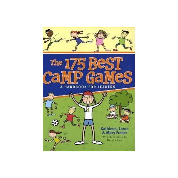 The 175 Best Camp Games:...の商品画像