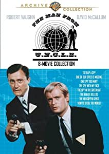 Man from U.N.C.L.E. 8 Movies Collection [DVD]