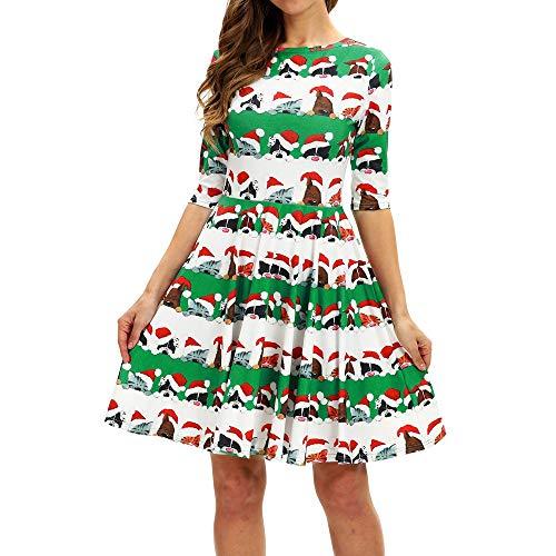 Mimoonkaka レディース ドレス 女性 ファッション...