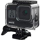 GoPro HERO 8 ブラック対応   45m水深ダイビング  防水防塵保護ハウジング  Go Pro Hero8 アクションカメラ対応