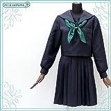 大阪成蹊女子高校 旧冬制服 サイズ:M