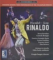 ヘンデル:歌劇《リナルド》[Blu-ray Disc](日本語字幕、日本語解説付)