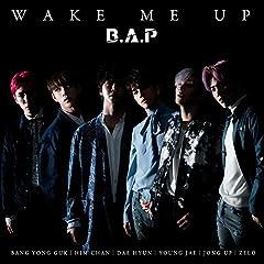 B.A.P「WAKE ME UP」のジャケット画像