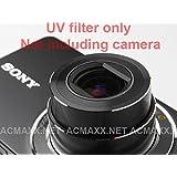 AcmaxxコーティングLens Armor UVフィルターfor Casio Exilim EX - ex-zr4000カメラ