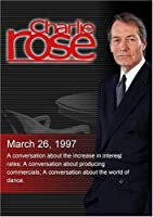 Charlie Rose with Lawrence Summers John Lipsky & Henry Kaufman; Joe Pytka; Allegra Kent (March 26 1997)【DVD】 [並行輸入品]