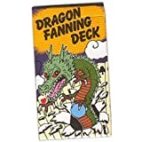 Dragon Fanning Deck - For Magic Card Tricks