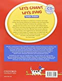 Let's Chant, Let's Sing 1: Songs And Chants (Let's Go / Oxford University Press) 画像