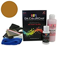 (ドクター・カラーチップ) Dr.ColorChip自動車補修用塗料 Squirt-n-Squeegee Kit オレンジ DRCC-272-12239-0001-SNS
