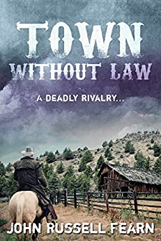 Town Without Law by [Fearn, John Russell]
