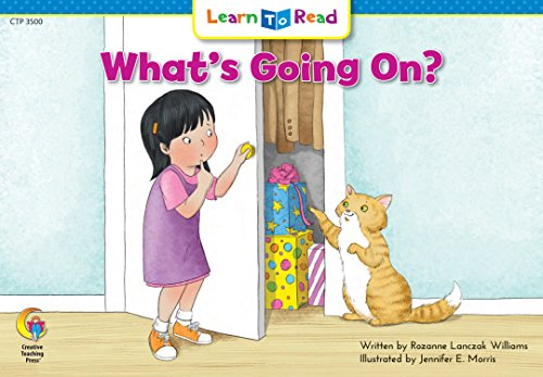 What's Going On? (Emergent Reader Science; Level 1)の詳細を見る