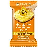 アマノフーズ Theうまみ たまごスープ 11g×10個