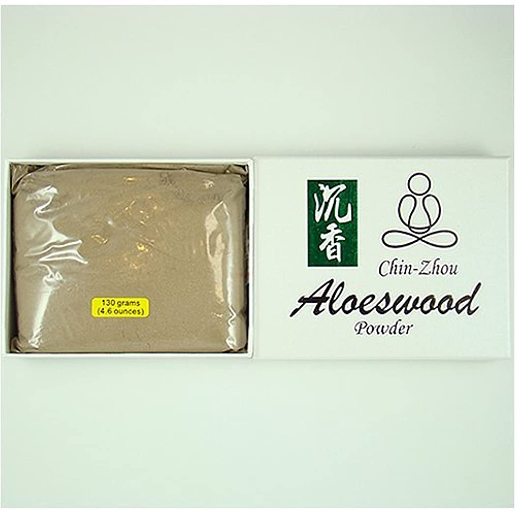 無効にするスリル赤道chin-zhou Aloeswoodパウダー – 130 g Large Pack – 100 % Natural – f093