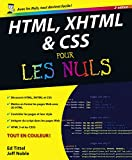 HTML, XHTML et CSS pour les nuls (2e édition)