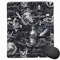 ハロウィン マウスパッド オフィス おしゃれ 滑り止め & 耐洗い表面 パソコン PC 周辺機器 マウス用パッド マウス マウス敷 マウスパット