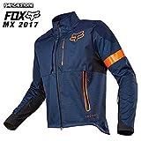 (FOX/フォックス)2017 リージョン オフロード ジャケット ネイビー 17678-007 XL,-
