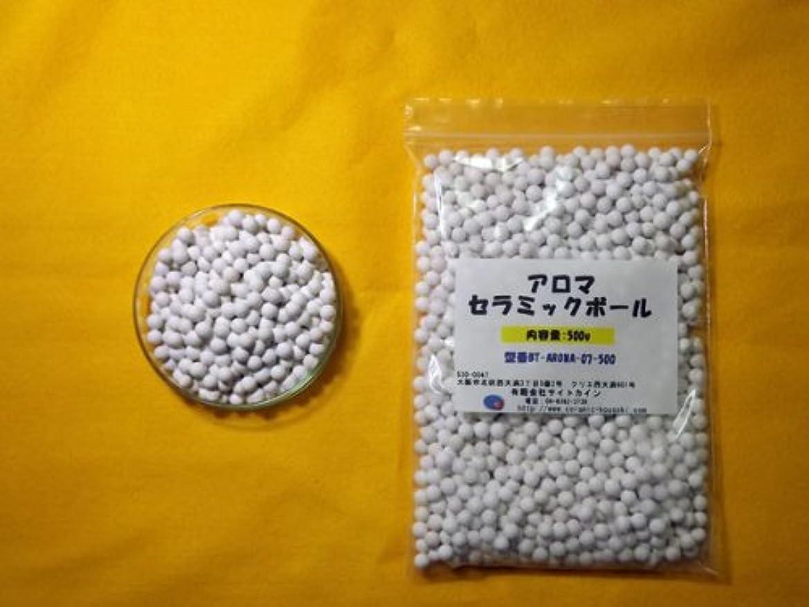 追い越す代表団光景アロマセラミックボール 7mm/500g