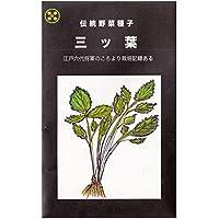 三つ葉 在来種固定種伝統野菜のタネ