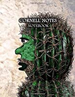 Cornell Notes Notebook: Cactus Taking System College Ruled Lined Paper Journal with Recall and Note Column For Organizing and Formatting Study Note For School and University | Cactus & Rose Print