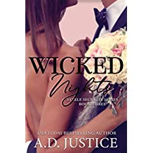 Wicked Nights (Steele Security Series Book 3)