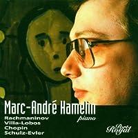 Marc-Andre Hamelin Plays Rachmaninov/Villa-Lobos