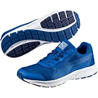 PUMA Men's Essential Runner, Lapis Blue-Blue Depths-Nrgy Turquoise, Running shoes