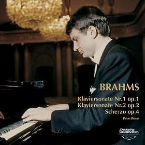 ブラームス:ピアノ独奏曲全集I