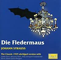 Die Fledermaus by J. Strauss