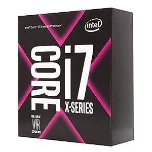 Intel CPU Core i7-7800X 3.5GHz 8.25Mキャッシュ 6コア/12スレッド LGA2066 BX80673I77800X 【BOX】