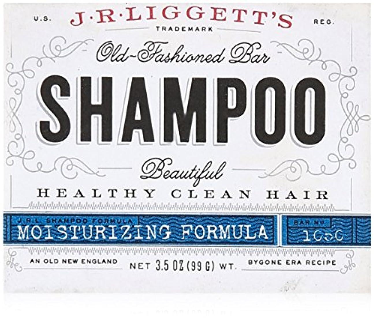 合わせて複数居心地の良いJ.R. Liggetts Bar Shampoo, Damaged Hair, 3.5 Oz