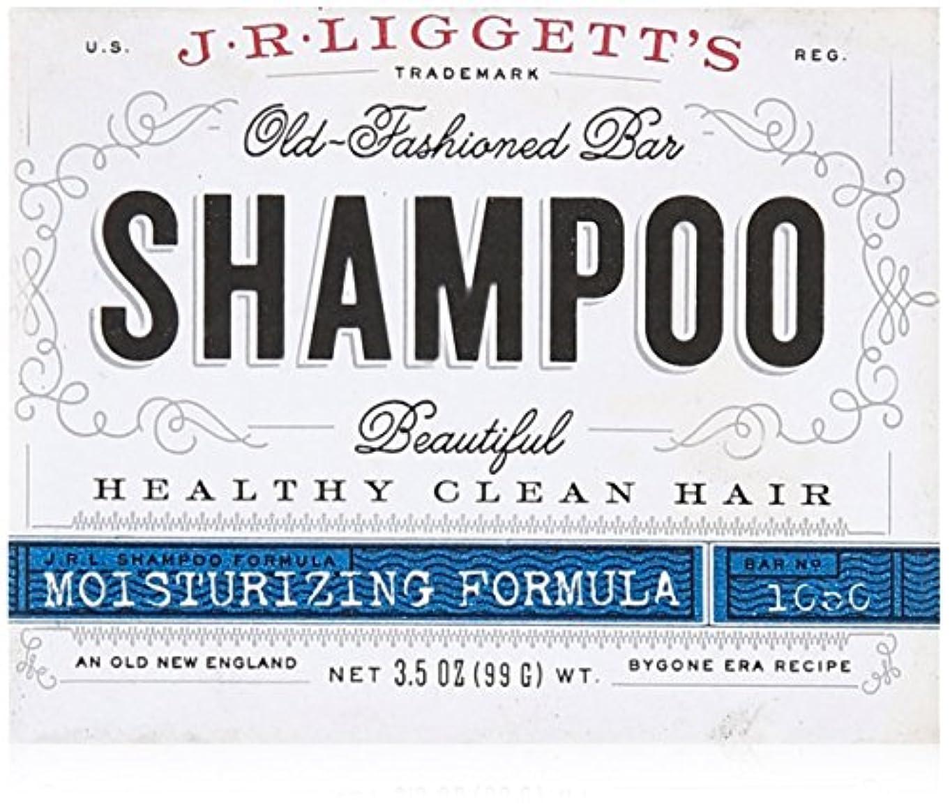 すべてバスケットボールオフセットJ.R. Liggetts Bar Shampoo, Damaged Hair, 3.5 Oz