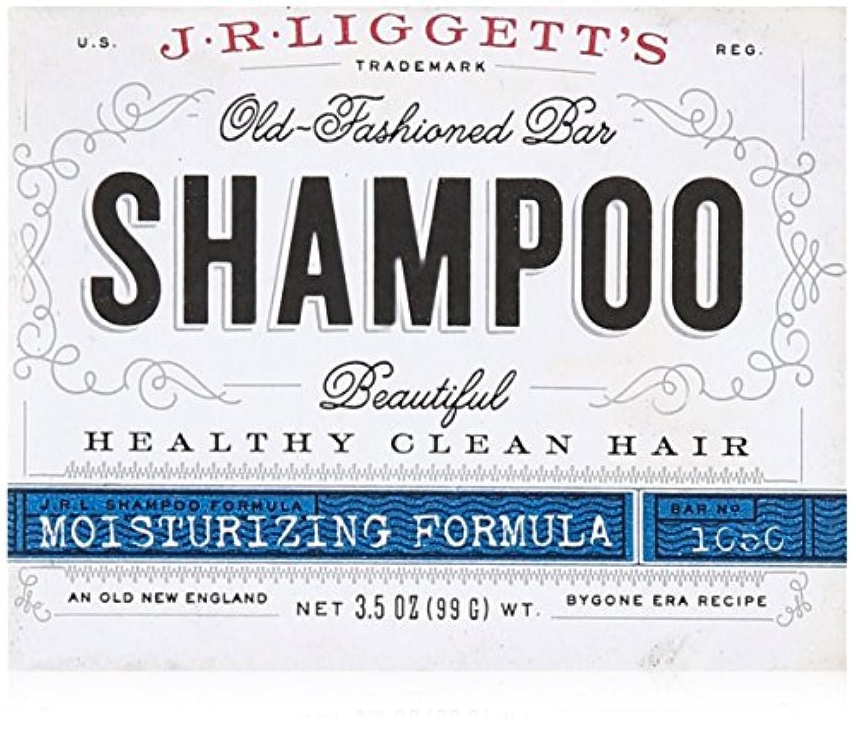 分数うつのJ.R. Liggetts Bar Shampoo, Damaged Hair, 3.5 Oz