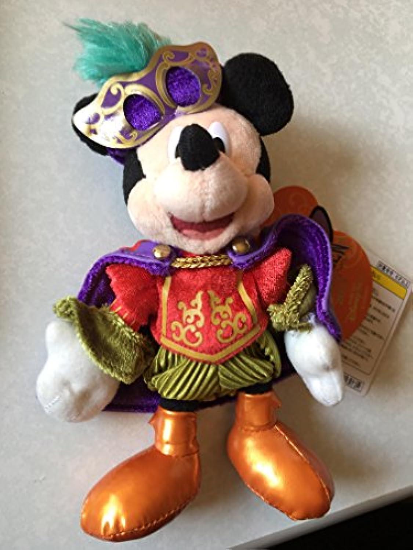 東京ディズニーリゾート シー Tokyo Disney Sea ミッキー ぬいぐるみ バッジ ハロウィン 2013