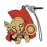 Fate/Grand Order -絶対魔獣戦線バビロニア- レオニダス一世 つままれストラップ