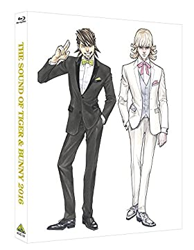 【Amazon.co.jp限定】 THE SOUND OF TIGER & BUNNY 2016 (オリジナル三方背ケース付) [Blu-ray]