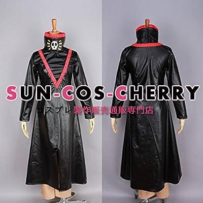 【サイズ選択可】コスプレ衣装 E1-066 HUNTER X HUNTER 幻影旅団 フェイタン 女性Lサイズ