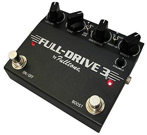 Fulltone FULL-DRIVE 3 [Black Case] 並行輸入品