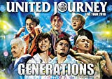 GENERATIONS LIVE TOUR 2018 UNITED JOURNEY(DVD2枚組)(初回生産限定盤) rhythm zone UJ-FL-BC-50W