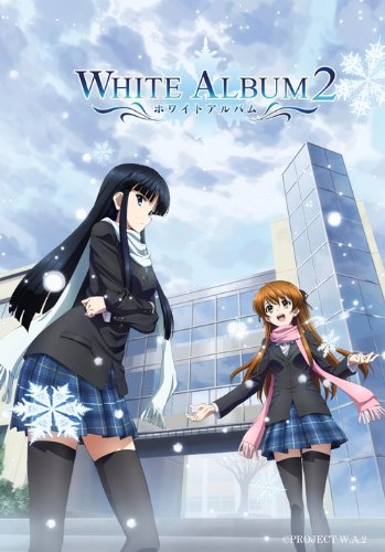 WHITE ALBUM2 6(Blu-ray Disc)