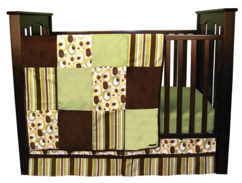 Trend Lab 3 Piece Crib Bedding Set, Gigi by Trend Lab