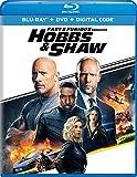 Fast &Furious Presents: Hobbs &Shaw [Blu-ray]