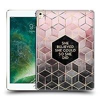 オフィシャルElisabeth Fredriksson Believe 2 タイポグラフィ iPad Pro 12.9 (2017) 専用ハードバックケース