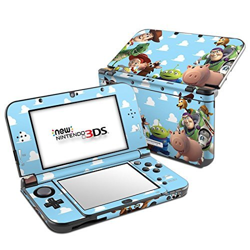Toy Story Design Decal Skin Sticker for Nintendo 3DS XL (2015) (High Gloss) by MyGift [並行輸入品]